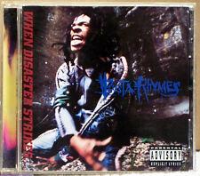 When Disaster Strikes [Bonus Track] [PA] by Busta Rhymes (CD, 1997, Elektra)
