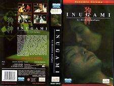Inugami Le Divinità Maligne (2000) VHS Eagle Masato Harada Yuki Amami