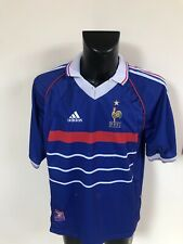 Maillot foot Ancien Equipe De France 98 Taille XL