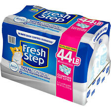 Total Control Scented Clumping Cat Litter with Power of Febreze (44 lbs.)