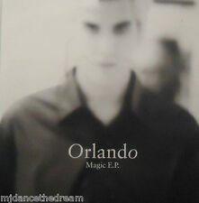 "ORLANDO - Music EP - 7"" Single PS"