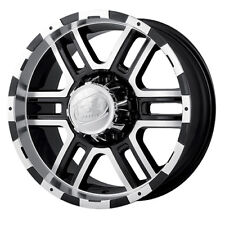 97-02 Ford Expedition 17x9 5x135 0 87.0 Ion Alloy 179 179B Wheels Rims Black