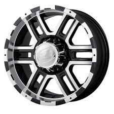 00-06 Toyota Tundra 17x8 6x5.5 +10 108 Ion Alloy 179 179B Wheels Rims