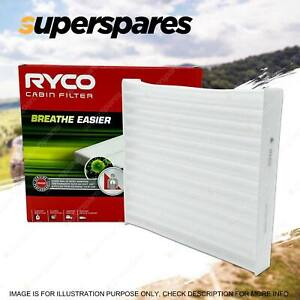 Ryco Cabin Filter for Ssangyong Actyon Stavic 4Cyl 2.0L Turbo Diesel 2006-2018
