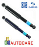 Pair Of Sachs Rear Monotube Shock Absorber For Vauxhall Vectra Signum