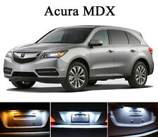Xenon White License Plate / Tag 168 LED light bulbs for Acura MDX (2 Pcs)