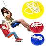 Outdoor Baby Kids Garden Disc Rope Tree Swing Sets Children's Petaloid Seat Toys