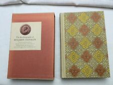 1964, The Autobiography of Benjamin Franklin, Yale Univ Pr, HB with Slipcase, VG
