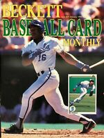 Beckett Baseball Card Monthly Magazine February 1990 Issue #59 - Bo Jackson