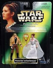 Retro Star Wars Princesa Leia Colección Leia & Luke Skywalker (Carrie Fisher)