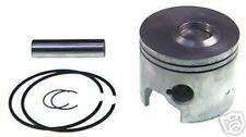 "Mercury Optimax 2.5L Large Wrist Pin V6 Outboard Port Side Piston Kit +.030"""