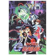 Mobile Fighter: G-Gundam - Round One ~ NEW Unopned DVD