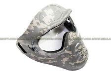 APS Heavy Duty Face Mask with Anti-Fog Lens (ACU)