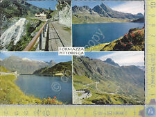 Formazza - Cascate Toce - Toce Waterfall - 1964 - Cartolina - Postcard