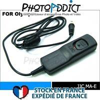 JJC MA-E - Télécommande filaire type Olympus RM-CB1