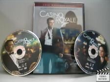 Casino Royale (DVD, 2007, 2-Disc Set; Widescreen)