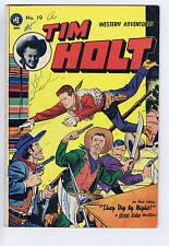 Tim Holt #19 Superior Pub. Canadian Edition