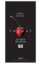 MCS Format Frame 10x20 Black (Same Shipping Any Qty)