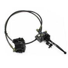 Rear Hydraulic Disc Brake System Caliper 70cc 110cc 125cc Quad Bike ATV Buggy