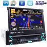 "Autoradio Single 1Din Car Stereo 7"" In-dash GPS DVD Player Windows CE DAB+ IPOD"