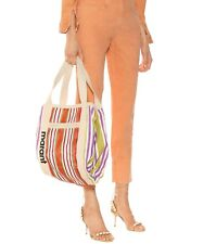 Isabel Marant Shopper Darwen in cotone NUOVA COLLEZIONE