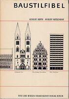 Baustilfibel, Bauwerke und Baustile = Antike bis zur Gegenwart, 1978 Architektur