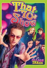 THAT 70s SHOW SEASON 3 New Sealed 3 DVD Set