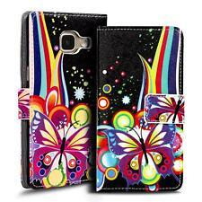 Diseño Funda Samsung Galaxy A3 2016 con Tapa Protectora Móvil Wallet Cover
