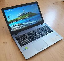 ASUS VivoBook 15, i7-8550U, 16GB DDR4, Geforce MX150, 256GB SSD +1TB HDD, X542UN
