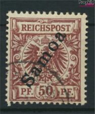 Samoa (German colony) 6 fine used / cancelled 1900 Imperial Yacht (9252876