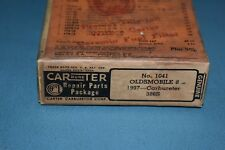 1937 Oldsmobile 8 Carter Carburetor Repair Kit NOS