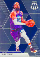 Mike Conley 2019-20 NBA Panini MOSAIC BASKETBALL Chrome Base Card #43 Utah Jazz