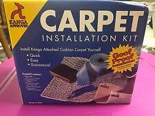 Carpet Installation Kit Kanga Approved KangaKit ~ New In Box