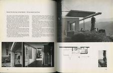 1955 Kidder Smith ITALY BUILDS Figini + POLLINI Ignazio GARDELLA Carlo MOLLINO
