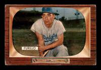1955 Bowman #169 Carl Furillo  VGEX X1526685