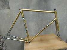 PEUGEOT PX PY 10 REYNOLDS 531 CADRE VELO COURSE ROAD RACING BICYCLE FRAME 58cm