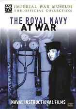 Royal Navy At War - Naval Instruction Films (NEW & SEALED DVD, 2006)