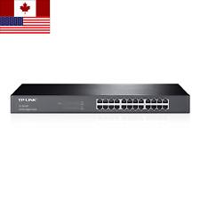 TP-LINK TL-SG1024 24-Port Ethernet Network Switch