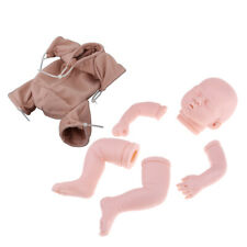 50.8cm Voll Körper Silikon Reborn Puppen Lebensechte Neugeborenes Baby Junge Mit