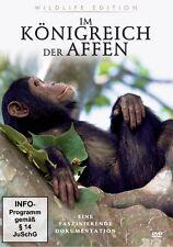 Königreich der Affen - Wildlife Edition   DVD  FSK  Infoprogramm