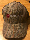 Camouflage Camo Hat Mossy Oak Hunting Paramount Die Logo New