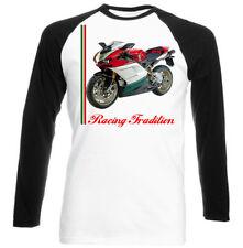 DUCATI 1098S TRICOLORE 2007 Inspirado Camiseta con gráfico-Nuevo Increíble S-M-L-XL - XXL