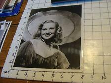 Vintage Movie Photo: VIRGINIA MAYO, 1946