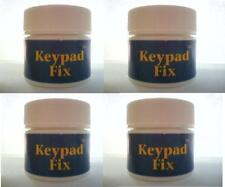 KEYPAD FIX 4-PACK - Permanently Repairs All Rubber Keypads