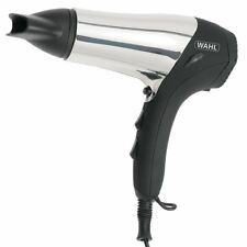 Wahl ZX573 Chrome Ionic Hair Dryer Professional Salon HairDryer 2000W New
