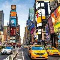 Jigsaw Puzzles 1000X New York Times Square For Adult Puzzle Decor Kids Home S7W0