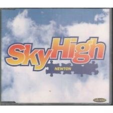 NEWTON Sky High CD UK Bags Of Fun 1994 4 Track New Radio Edit B/W Hiza Kite