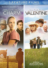 Love Finds You in Charm/Love Finds You in Valentine (DVD, 2016) Amish, Cowboy