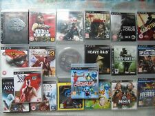 LOT of 20 PS3 Games Bundle PlayStation 3 Job Lot,Red Dead Redemption,Dead Island