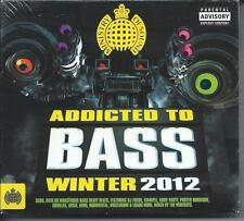 Addicted To Bass - Winter 2012 - Ministry Of Sound (3CD 2012) NEW/SEALED